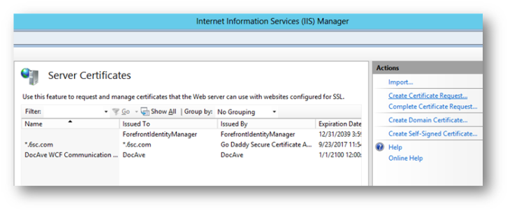 SharePoint Server- Renewing SSL certificates quickly | RAMESH@SHAREPOINT
