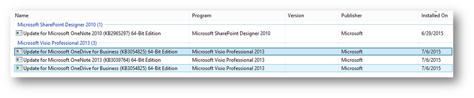 Visio file error in SharePoint – Sorry, we can't perform