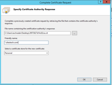 SharePoint Server- Renewing SSL certificates quickly