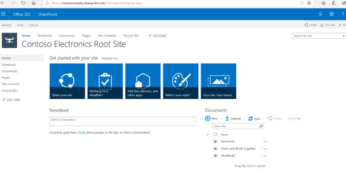 SharePoint Online- Enable New Modern experience on root site
